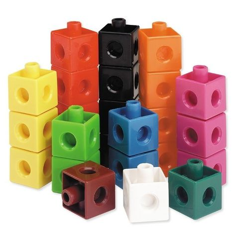 LER7584 Игровой набор Соединяющиеся кубики, Learning Resources