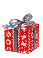 Печенье с новогодними предсказаниями «Колокольчик» (5 шт)