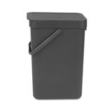 Ведро для мусора SORT&GO 12л, артикул 109805, производитель - Brabantia, фото 2