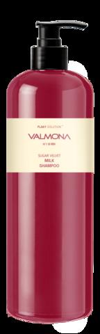 EVAS VALMONA Шампунь для волос ЯГОДЫ Sugar Velvet Milk Shampoo