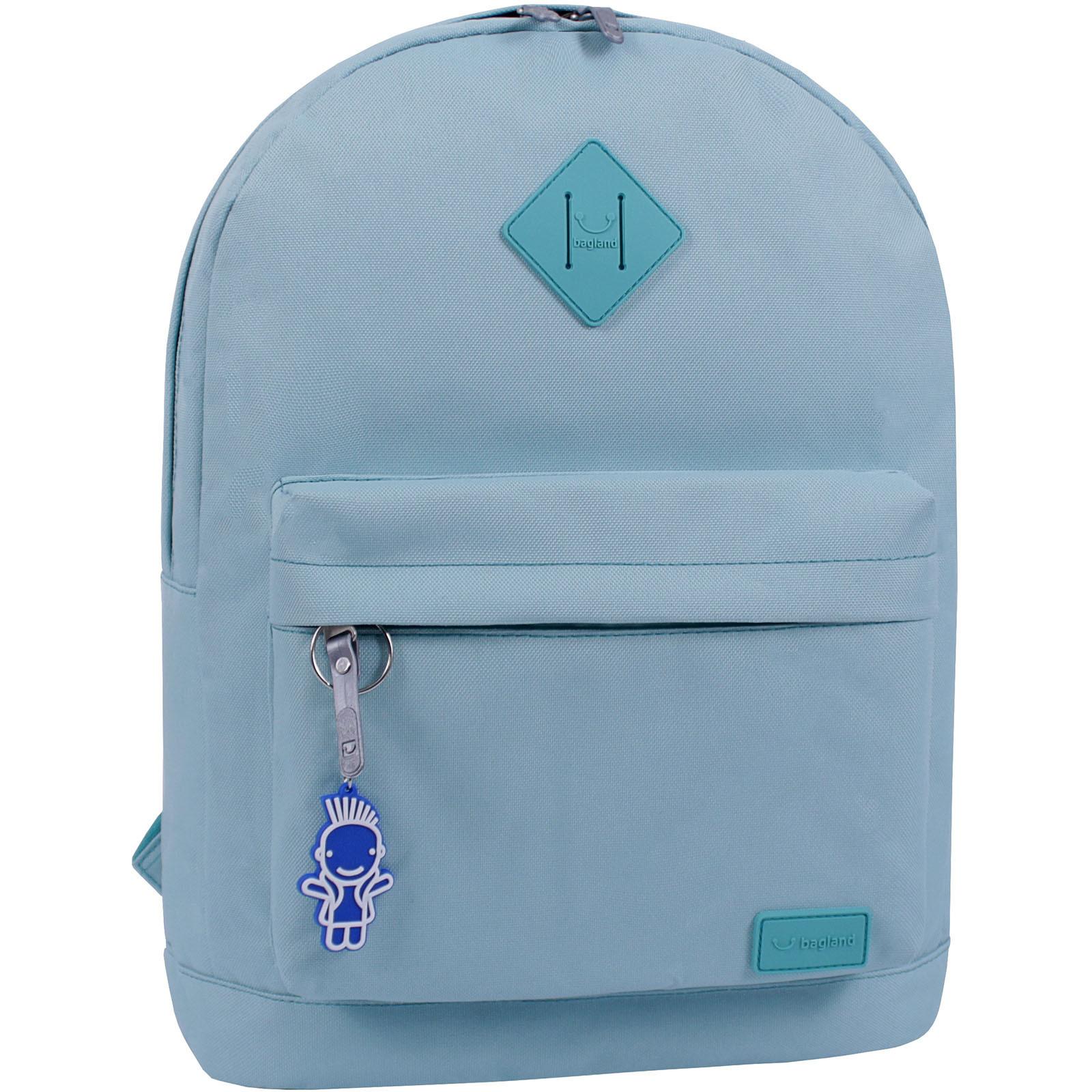 Городские рюкзаки Рюкзак Bagland Молодежный W/R 17 л. тиффани (00533662) IMG_0753.JPG