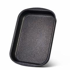 14202 FISSMAN Форма для выпечки 35x25x6см (алюминий)