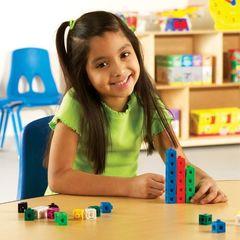 LER 7584 Игровой набор Соединяющиеся кубики