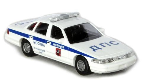 Busch 49106 Автомобиль Ford Crown Victoria ДПС 2 ОТДЕЛ 106