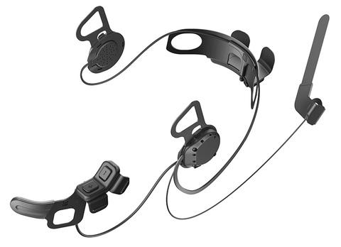 SENA Встраиваемая Bluetooth гарнитура 10U с беспроводным управлением на руль для шлемов Shoei Neotec