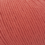 Пряжа Gazzal Organic Baby Cotton 419 коралл
