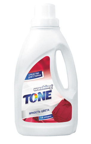 Sellwin Pro Washing Tone Средство для стирки Яркость цвета Гель 1500мл
