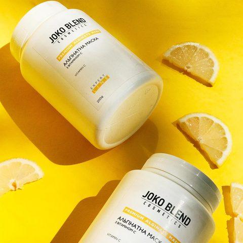 Альгинатная маска с витамином С Joko Blend 100 г (2)