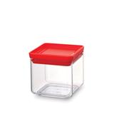 Прямоугольный контейнер (0,7 л), Красный, артикул 290008