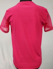 Спинка футболки для фигурного катания