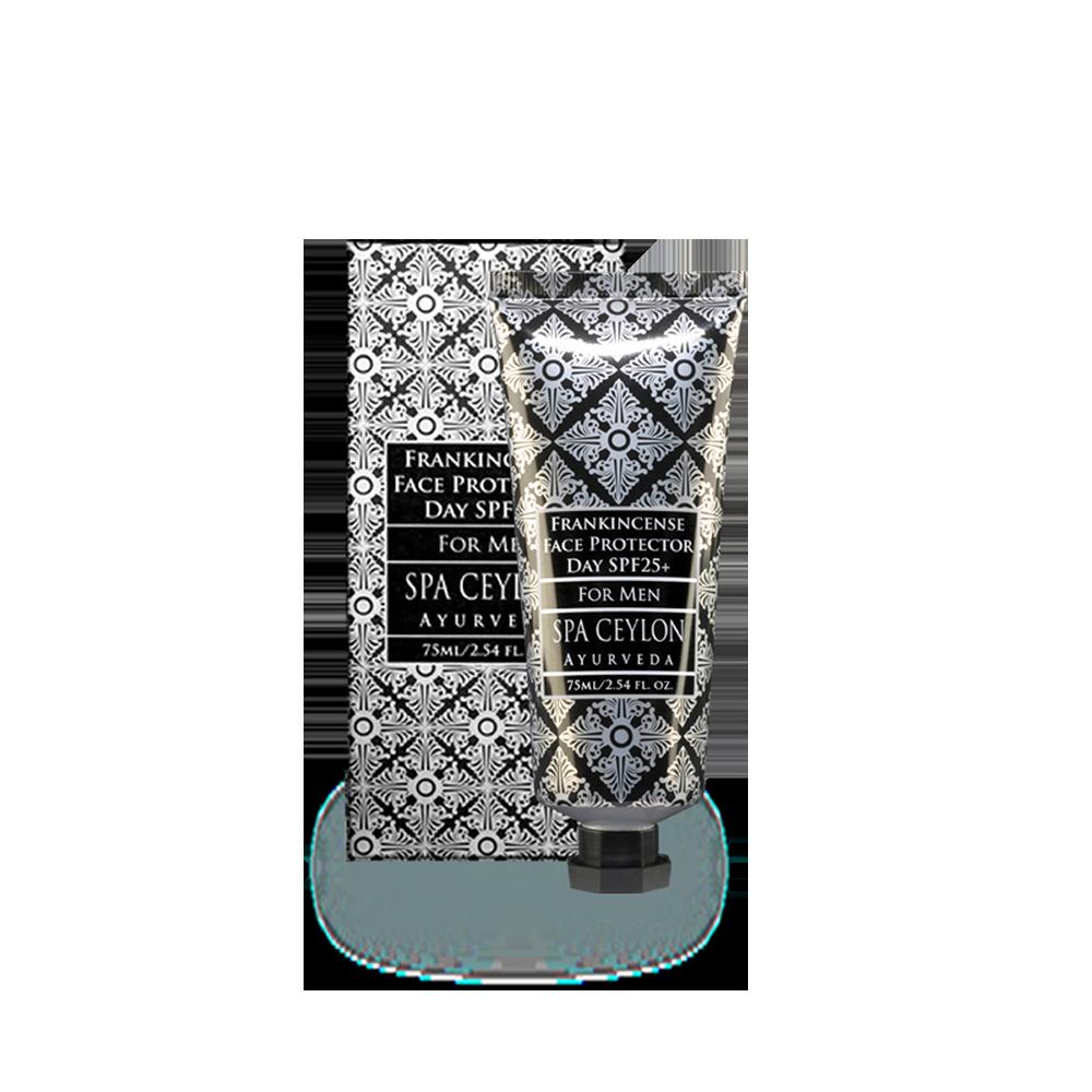 """Дневной крем для лица SPF 25+ """"Мужская коллекция """"ЛАДАН""""(75мл)"""
