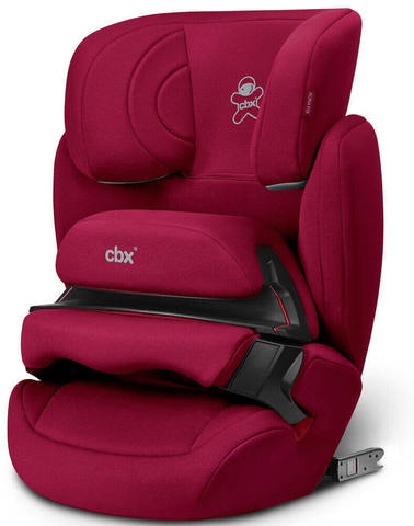 Автокресло CBX by Cybex Aura-Fix Crunchy Red