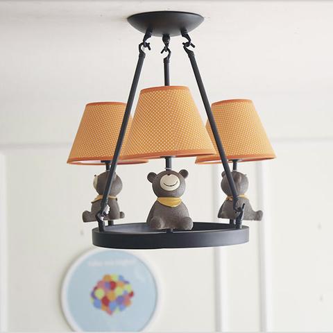 Потолочный светильник Teddy by Bamboo