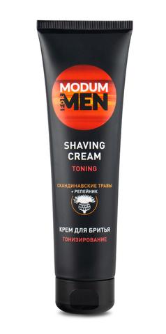 Modum for men Крем для бритья Тонизирование 95г