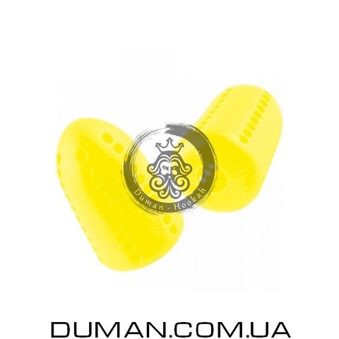 Силиконовый диффузор для кальяна |Yellow