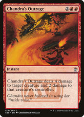 Chandra's Outrage (Фойл)