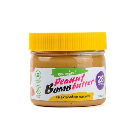 Bombbar паста натуральная