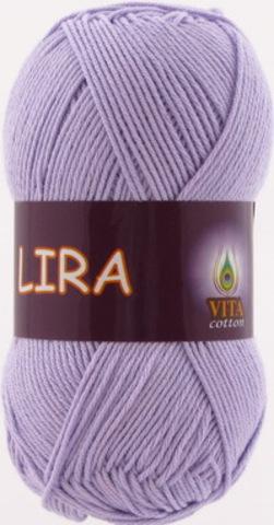 Пряжа Lira (Vita cotton) 5011 Светло-сиреневый