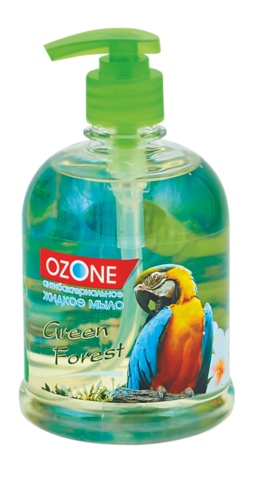 Romax Ozone Антибактериальное жидкое мыло
