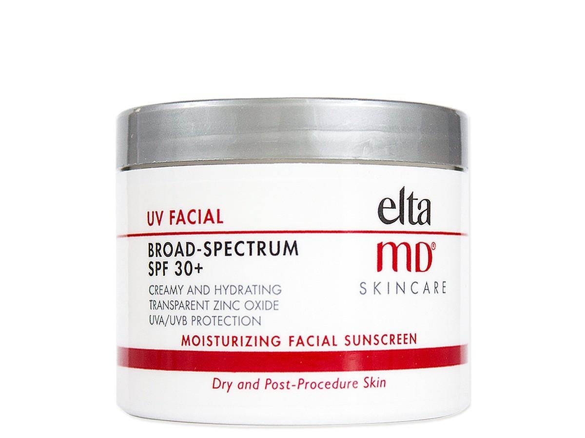 Крем солнцезащитный Elta UV Facial Cream SPF30 для сухой и послепроцедурной кожи 114гр