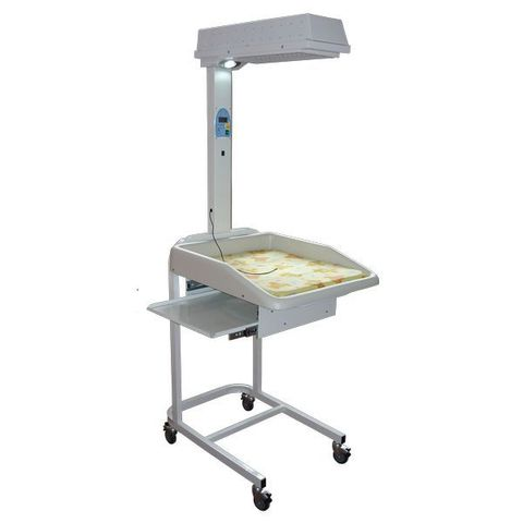 Стол для санитарной обработки новорожденных АИСТ-1 - фото