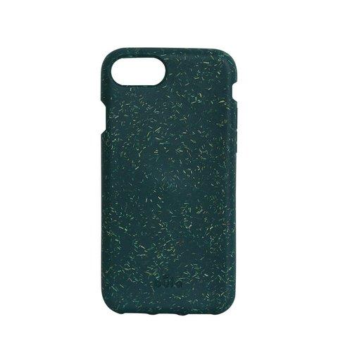 Чехол для телефона Pela iPhone 6+/6s+/7+/8+ зеленый