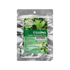 Травяной чай «Центелла Азиатская» для профилактики амнезии, улучшения памяти человека, при хронической усталости. Апхайпхубет.