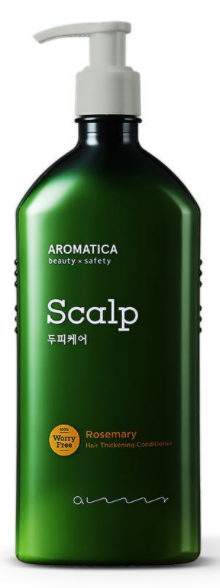 aromatica Rosemary Hair Thickening Conditioner кондиционер для волос с розмарином 400мл
