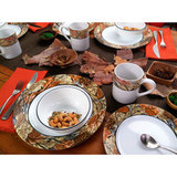 Тарелка обеденная 27 см Woodland Leaves, артикул 1109567, производитель - Corelle, фото 2