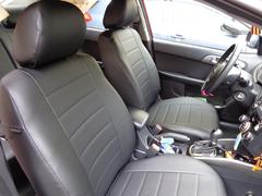 Чехлы на Kia Cerato 2009–2013 г.в.