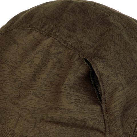 Кепка с защитой шеи от солнца Buff Bimini Cap Zinc Khaki