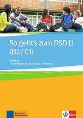 So geht's zum DSD B2-C1 Testbuch