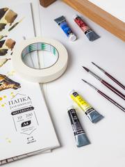 Стартовый набор для рисования акварелью