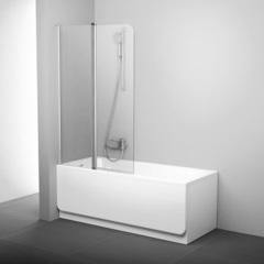 Шторка для ванны Ravak CVS2-100 L сатин Transparent