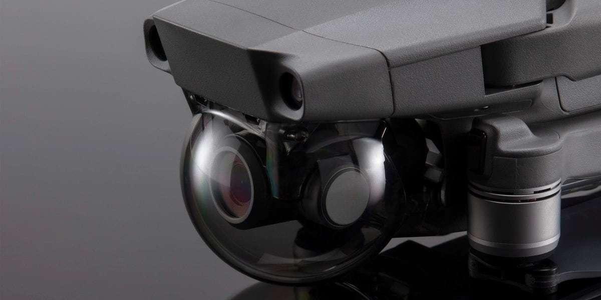 Защита подвеса DJI Mavic 2 Zoom Gimbal Protector (Part16) на дроне