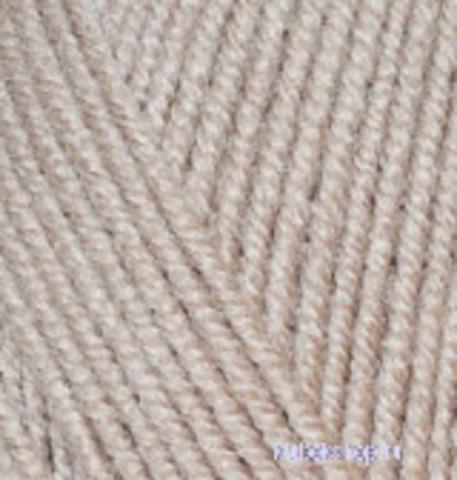 Пряжа Superlana midi Alize 652 пепельный, фото