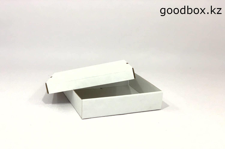 Узкая картонная коробка купить в Алматы