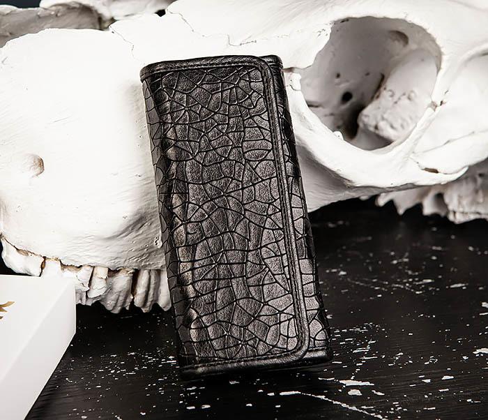 BC221-4 Ключница «Onyx» из натуральной кожи фото 04