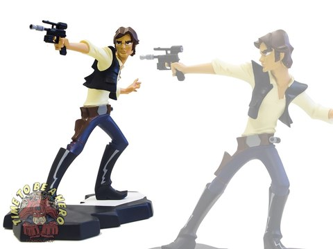 Star Wars Animated Series Han Solo