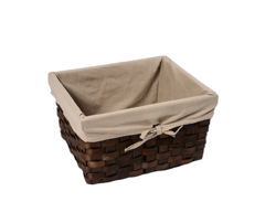 Плетеная корзина для ванной комнаты WasserKRAFT Berkel WB-480-S