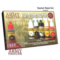 Wargamers Starter Paint Set