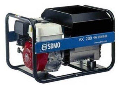 Кожух для бензиновой электростанции SDMO VX200/4H S