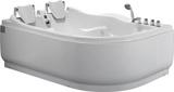 Гидромассажная ванна Gemy G9083 B L 180х121