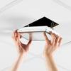 Светильник аварийного освещения при эвакуации ONTEC-S – монтаж в подвесной потолок