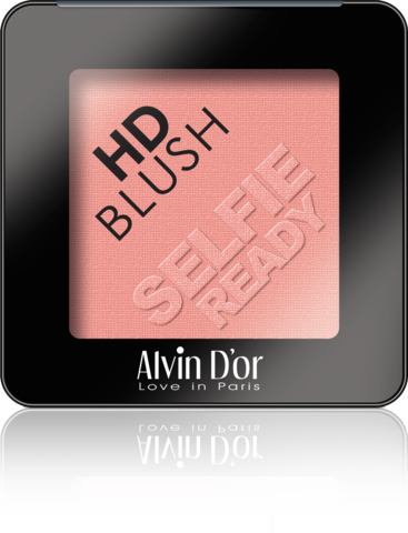 Alvin D`or B-2 Румяна пудровые HD Blush selfie ready 6гр (тон 06)