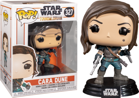 Фигурка Funko Pop! Star Wars: The Mandalorian – Cara Dune