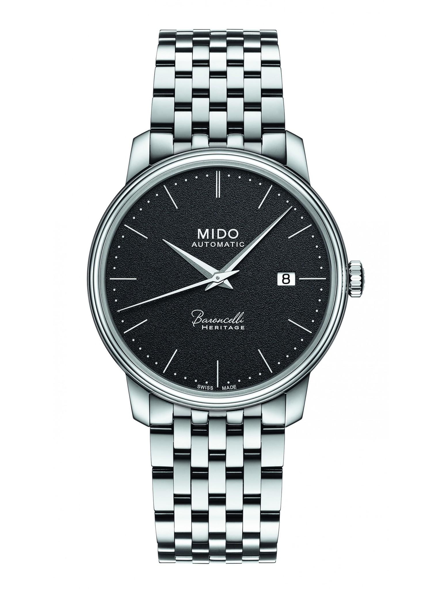 Часы мужские Mido M027.407.11.050.00 Baroncelli