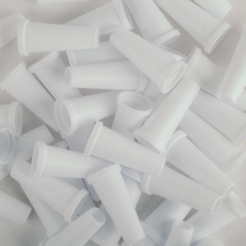 Мундштуки Белые пачка 100 шт