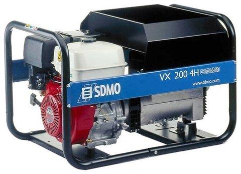 Кожух для бензиновой электростанции SDMO VX220/7.5H S