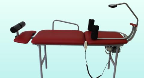 Тренажер для вытяжения позвоночника «Тракцион» - фото